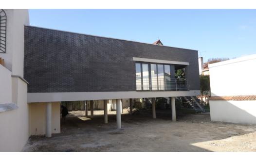 Extension de maison individuelle
